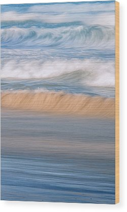 Shore Line Wood Prints