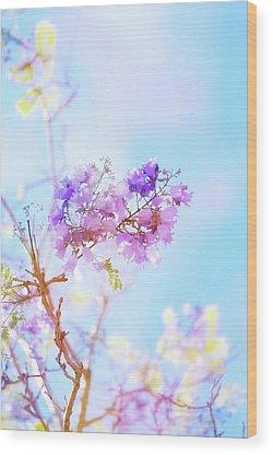 Pretty In Pink Wood Prints