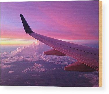 Jet Wood Prints