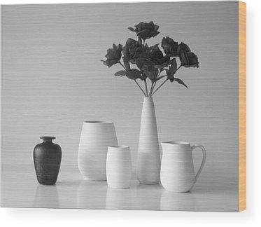 Ceramics Wood Prints