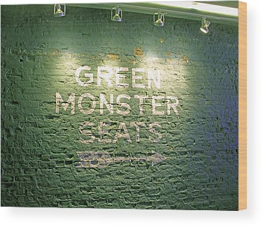 Monster Wood Prints