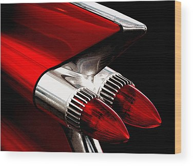 Cadillac Wood Prints