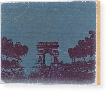 Arc Wood Prints
