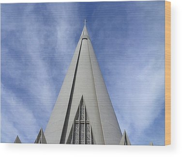 Sky Photographs Wood Prints