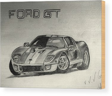 Designs Similar to Ford Gt by Azhar Khan