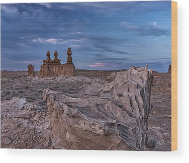 Goblin Valley State Park Wood Prints