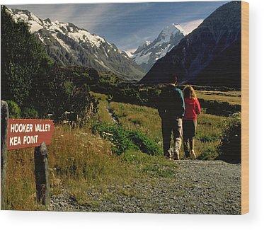 Alpine Travelpics Wood Prints