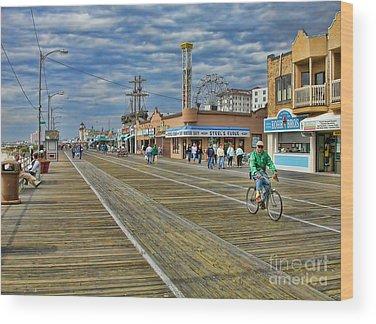 Boardwalk Wood Prints