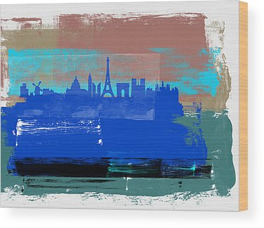 Designs Similar to Paris Abstract Skyline II