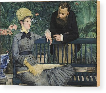 Manet Wood Prints
