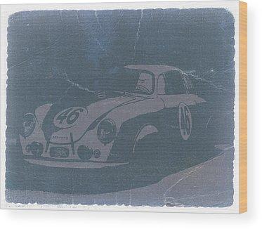 Coupe Photographs Wood Prints