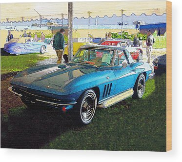 Barrett Jackson Wood Prints
