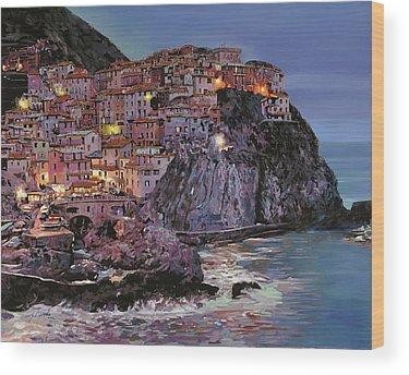 Italy Wood Prints