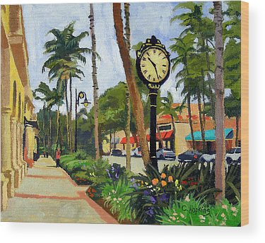 Gulf Coast Wood Prints