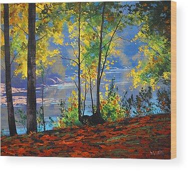 Brook Wood Prints