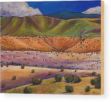 High Desert Wood Prints