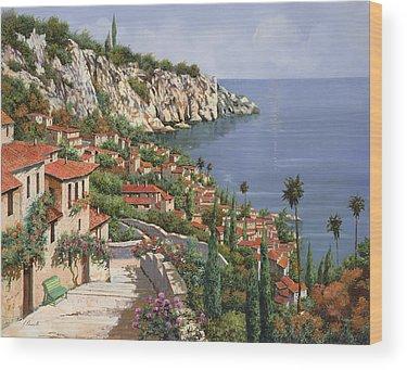 Landscape Wood Prints