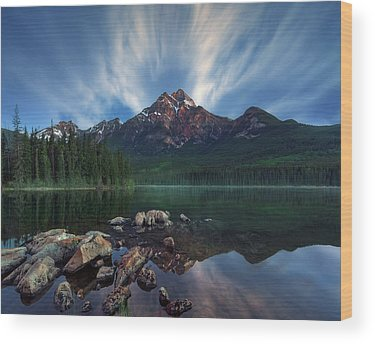 Rockies Wood Prints