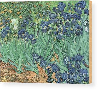 Impressionism Wood Prints