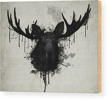 Niagra Falls Wood Prints