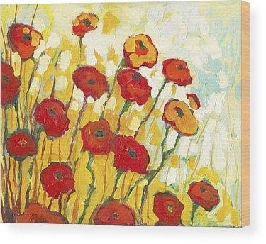 Poppy Wood Prints
