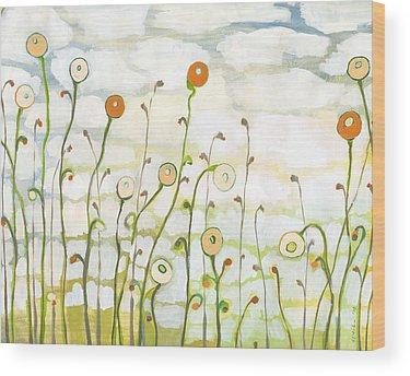 Clouds Wood Prints