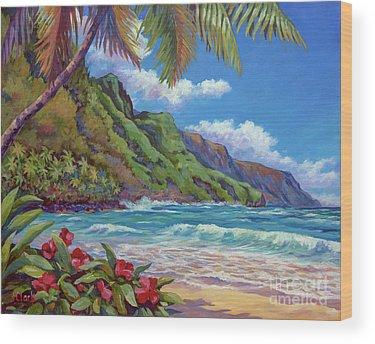 Oahu Wood Prints
