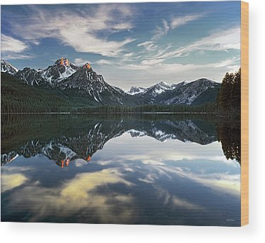 Magnificence Wood Prints