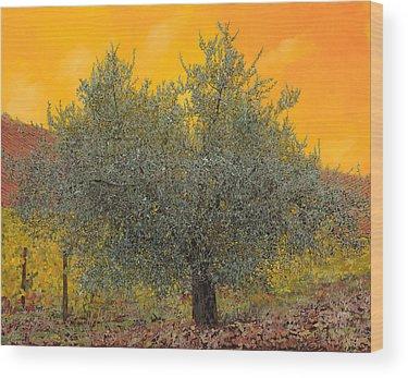 Olive Wood Prints