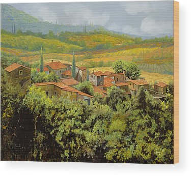 Landscape Wood Prints