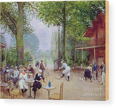 Chalet Wood Prints
