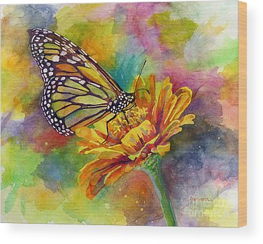 Monarch Wood Prints