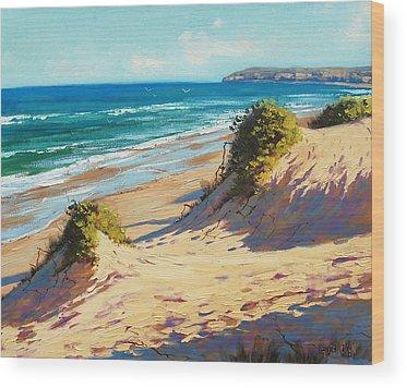 Central Coast Wood Prints