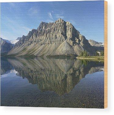 Rocky Mountain National Park Wood Prints