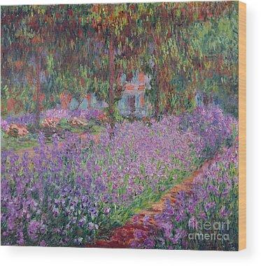 Impressionist Wood Prints