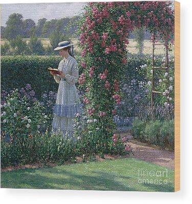 Blossom Wood Prints
