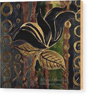 Rizwana Wood Prints
