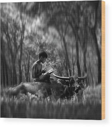 Read Wood Prints