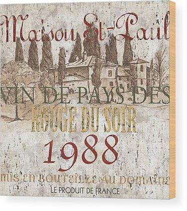 1988 Wood Prints