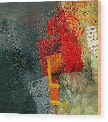 Arcana Wood Prints