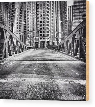 Cities Wood Prints