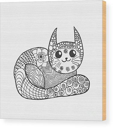 Awe Wood Prints