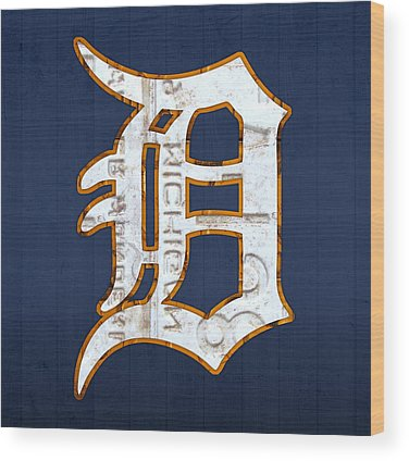 Baseball Wood Prints