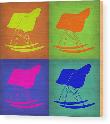 Stool Wood Prints
