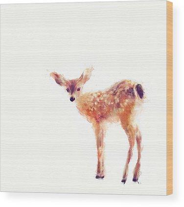 Cute Wood Prints