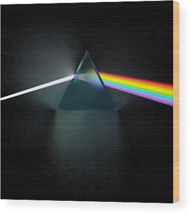 Pink Floyd Wood Prints