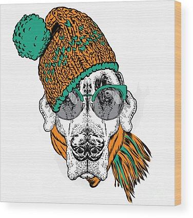 Sweatshirt Wood Prints