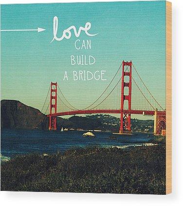 Tourism Photographs Wood Prints