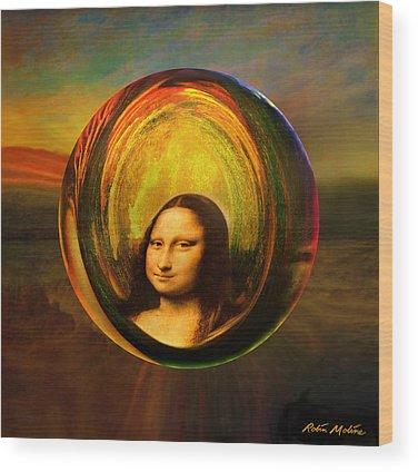 Masterpiece Digital Art Wood Prints