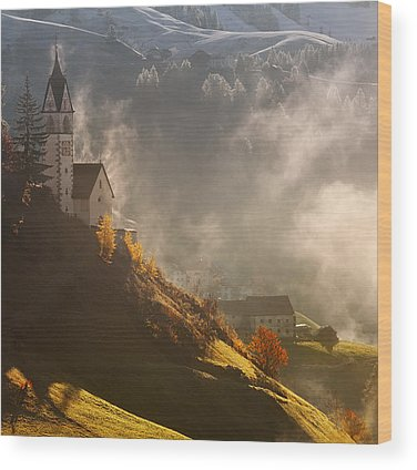 Tyrol Wood Prints